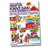 Nancy Chandler's Map of Khao San and Old Bangkok