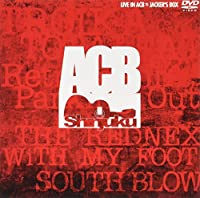 LIVE IN ACB JACKER'S BOX(DVD)