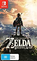 The Legend of Zelda Breath of the Wild