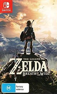 The Legend of Zelda Breath of the Wild (B076P6K4YT) | Amazon price tracker / tracking, Amazon price history charts, Amazon price watches, Amazon price drop alerts