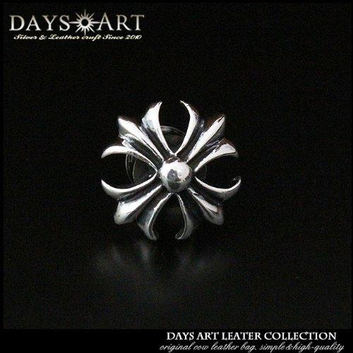 Days Art(デイズアート)シルバー925 アイアンクロスコンチョ 十字架