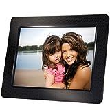 Transcend デジタルフォトフレーム 8インチ 内蔵メモリー2GB 解像度800×600 ブラック TS2GPF830B-J
