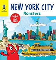 New York City Monsters: A Search and Find Book (Search & Find Book)