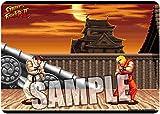 キャラクター万能ラバーマット STREET FIGHTER II「リュウステージ」