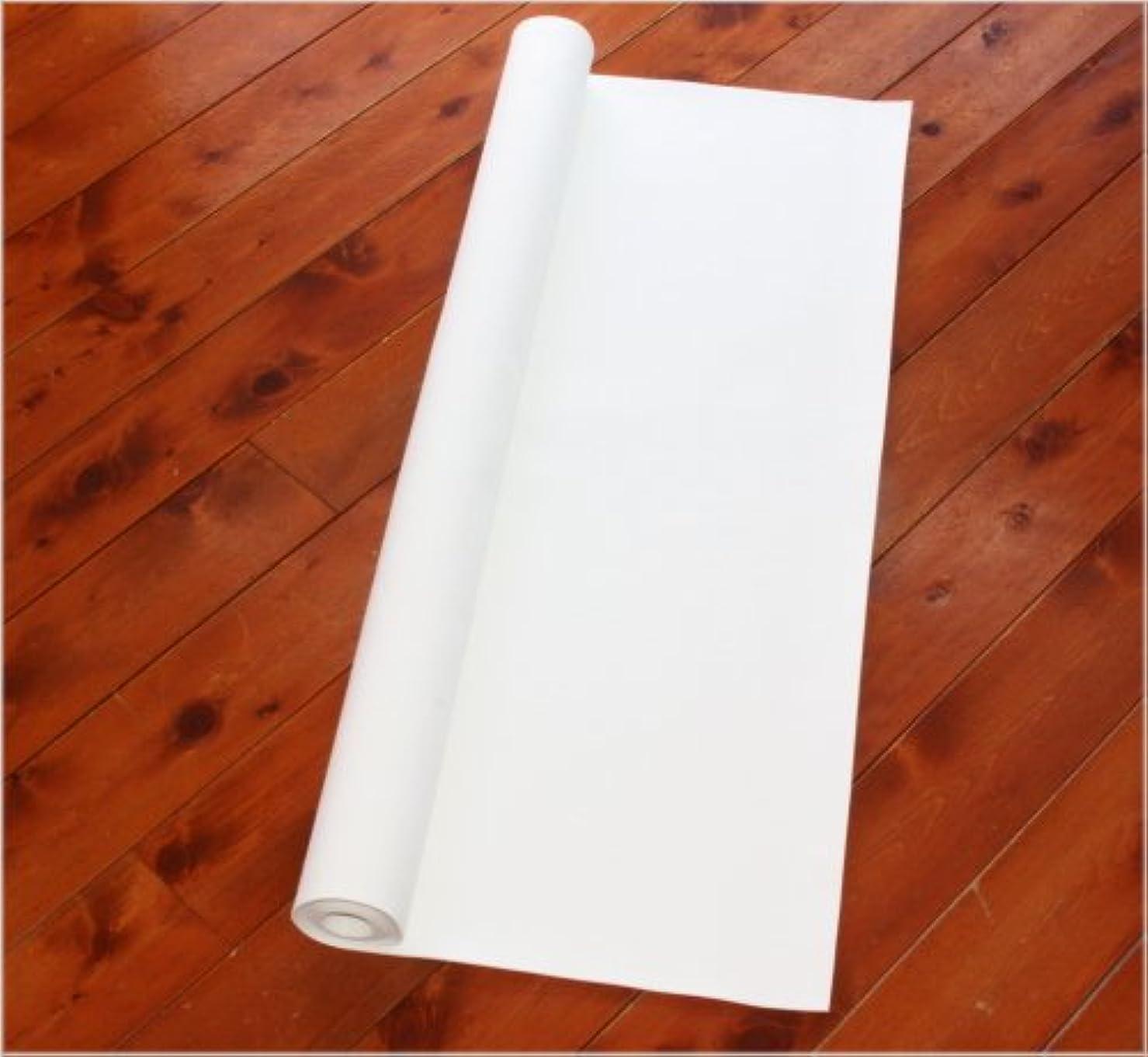 思い出すもっと副書道下敷き 半切用(45×150cm) 高級フェルト 白3mm