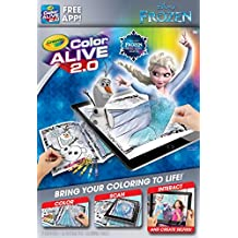 Crayola 95 0280 Color Alive 2.0