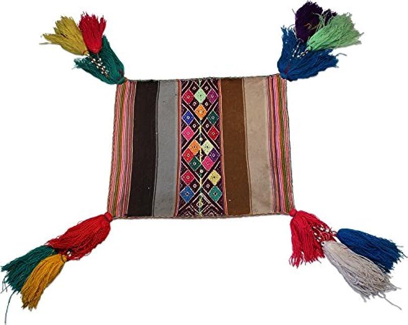 考え苦痛汚染Shamans市場Q 'ero Andean Despacho布