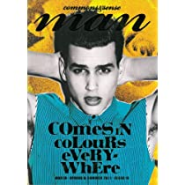 commons & sense man ISSUE10---Comes in Colours Everywhere