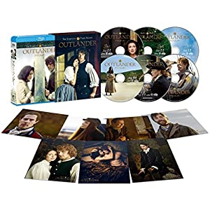 アウトランダー シーズン3 ブルーレイ コンプリートBOX (初回生産限定) [Blu-ray]