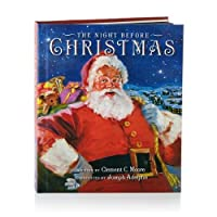 Hallmark Recordable Storybooks KOB1077 The Night Before Christmas [並行輸入品]