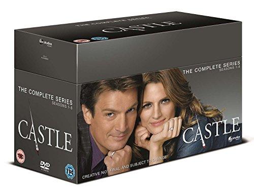 Castle - Seasons 1-8 [DVD] [Import]