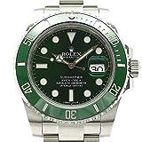 (ロレックス)ROLEX 腕時計 サブマリーナ デイト SS 116610LV(ランダム) メンズ時計 中古
