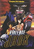 VIOLENCE JACK COMPLETE OVA SERIES