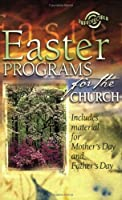 Easter Programs For The Church 2003