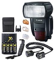 Canonスピードライト600ex ii-rt