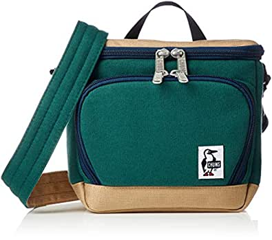 [チャムス] ショルダーバッグ Box Camera Bag Sweat Nylon Creek/Toast