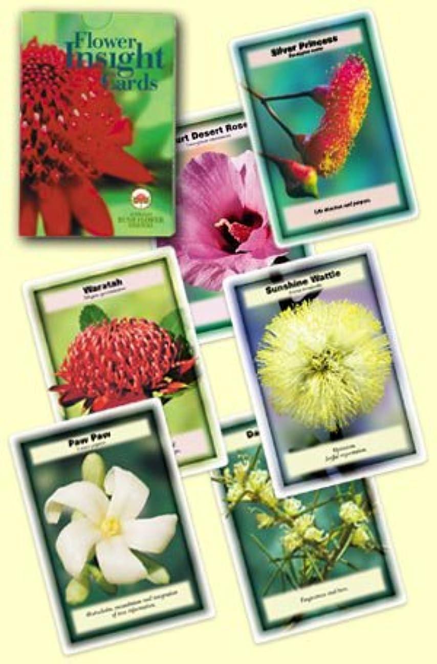 オーストラリアンブッシュフラワーエッセンス フラワーインサイトカード 全69枚 (AUSTRALIAN BUSH FLOWER ESSENCES) 日本国内正規品