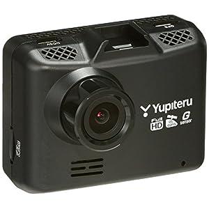 ユピテル GPS搭載ドライブレコーダー WD300 200万画素 FullHD 1年保証 常時録画 衝撃録画 GPS機能 対角130° ロードサービス無料付帯(約3000円相当)