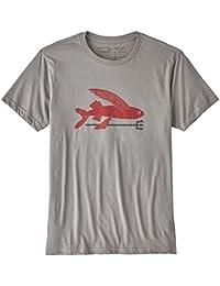 【正規取扱店製品】patagonia パタゴニア フライングフィッシュオーガニックTシャツ男性用 39145