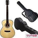 S.Yairi ヤイリ アコースティックギター フォークタイプ YF-05/N サクラ楽器オリジナル ハードケースセット