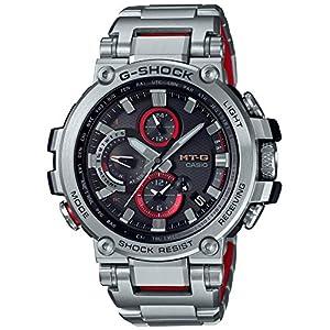 [カシオ]CASIO 腕時計 G-SHOCK ジーショック MT-G Bluetooth 搭載 電波ソーラー MTG-B1000D-1AJF メンズ
