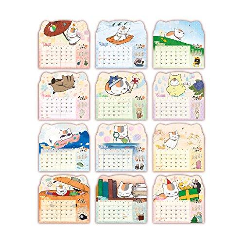 卓上 ニャンこよみ(夏目友人帳) 2018カレンダー
