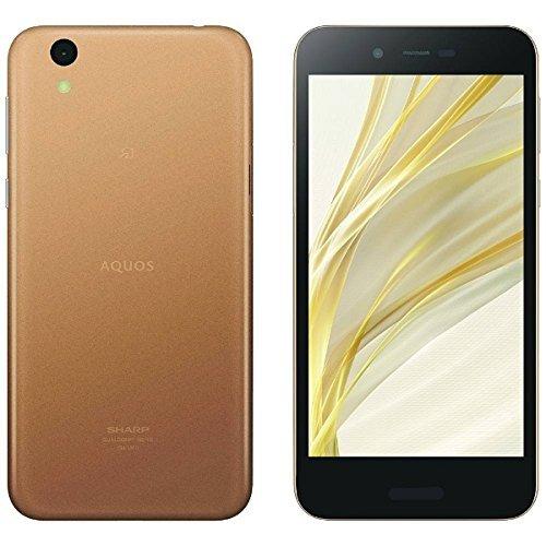シャープ AQUOS sense lite SH-M05 (ゴールド)5.0インチ SIMフリースマートフォン SH-M05-N