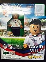 David Villa MLS OYO New York City Football Club FC All-Star 15 Generation 1 Series 1 G1 Mini Figure