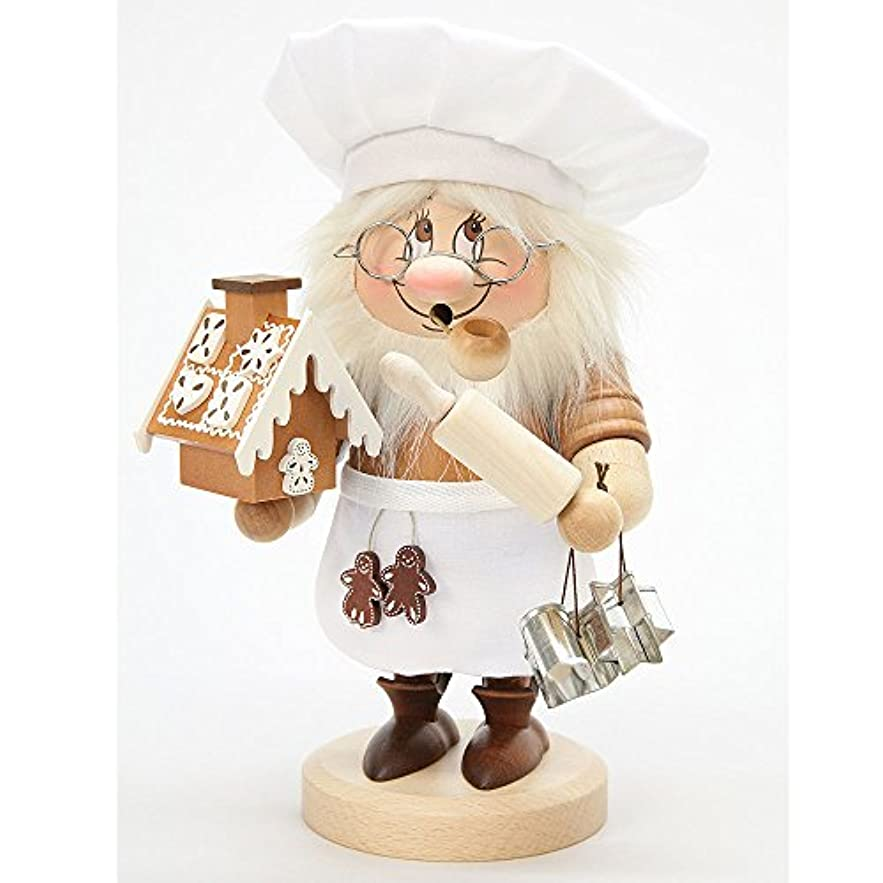 軍コンチネンタルまたドイツ語Incense Smoker Gnome Sweety – 28.5 CM / 11インチ – Christian Ulbricht