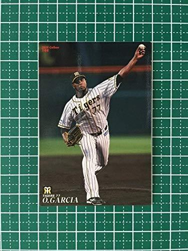 カルビー 2019年 プロ野球チップスカード 第2弾 #144 ガルシア【阪神タイガース】第二弾 レギュラーカード