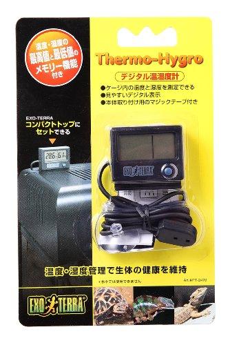 ジェックス デジタル温湿度計 ...