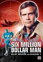 Six Million Dollar Man: Pilot TV Movies & Season 1【DVD】 [並行輸入品]
