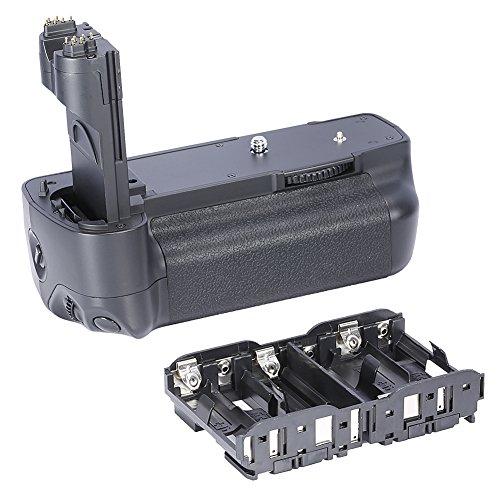 NEEWER バッテリーグリップ/バッテリーケース BG-E6交換品 【並行輸入品】