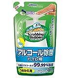 スクラビングバブル アルコール除菌トイレ用 つめかえ用 250ml