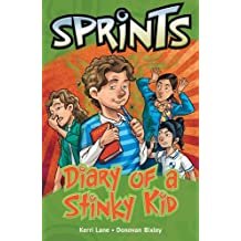 Sprints Green: Diary of a Stinky Kid