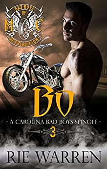 Bo (Bad Boys of Retribution MC Book 3) by [Warren, Rie]