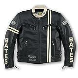BATES(ベイツ) レザージャケット 《アイボリー/L》BAJ-141CS