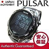 【デッドストック/アウトレット品】SEIKO PULSAR (セイコー パルサー) アラームクロノグラフ PQ2003 デジタルクォーツ SEIKO USA/セイコー USA メンズウォッチ 腕時計 [並行輸入品]