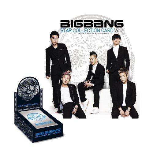 BIG BANG ビッグバン スターコレクションカード BOX