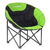 KingCamp(キングキャンプ) KC3816 ムーンチェア イス 椅子 GREEN 緑