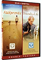 Footprints & Friends for Life: Double Feature [DVD] [Import]
