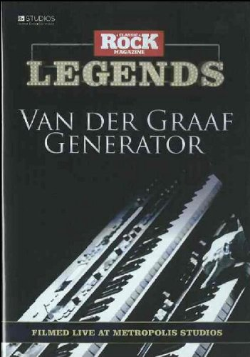 CLASSIC ROCK LEGENDS (クラシック・ロック・レジェンズ) (直輸入盤・帯・ライナー付き) [DVD]