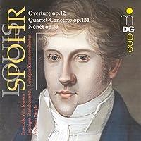 Overture Op 12 / Quartet-Concerto Op 131 / Nonet