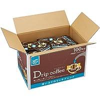 [Amazonブランド]Happy Belly ドリップコーヒー 深いコクのリッチブレンド 100P