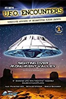 Monument Valley UFO Clear 5-Inch Model Kit with Light [並行輸入品]