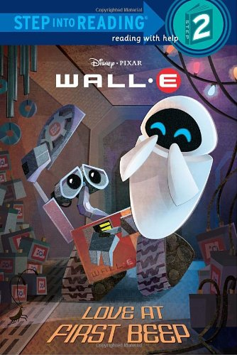 Love at First Beep (Disney/Pixar WALL-E) (Step into Reading)の詳細を見る