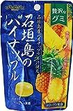 扇雀飴  贅沢なグミ石垣島のパイナップル  40g×6袋