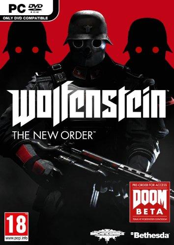 Wolfenstein: The New Order (PC DVD) (輸入版)