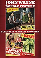 Blue Steel/Lawless Frontier [DVD]