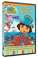 Dora The Explorer Doras Pirate Adventure